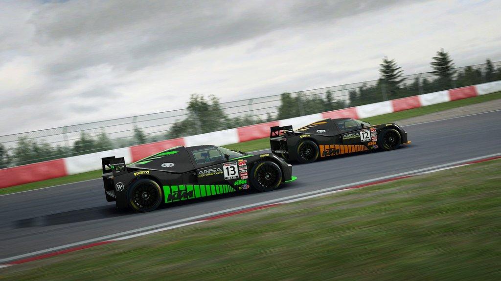 RaceRoom GT4 Patch 10