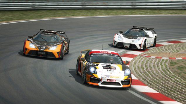 RaceRoom GT4 Patch 6