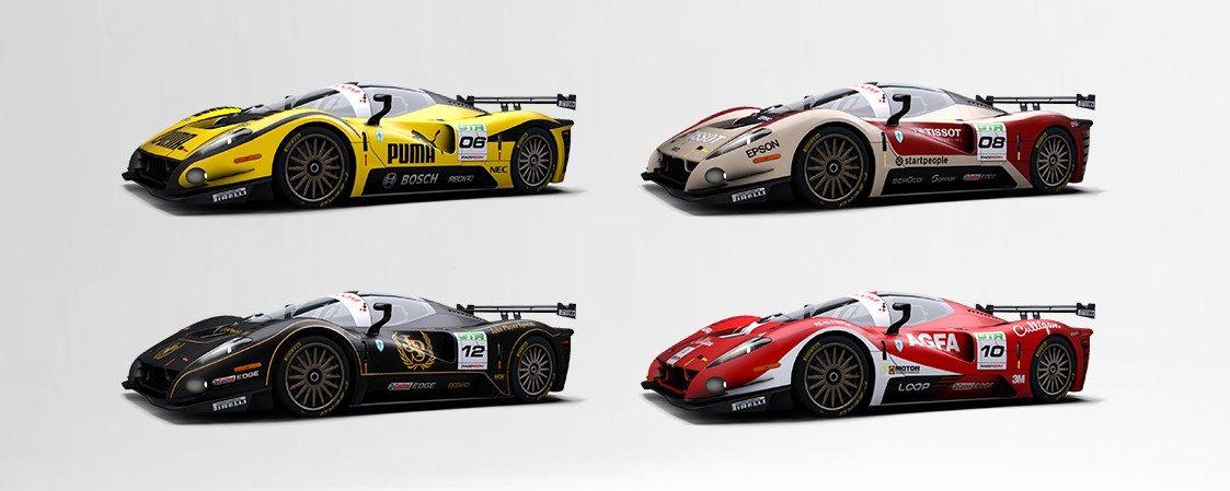 RaceRoom GT4 Patch 9