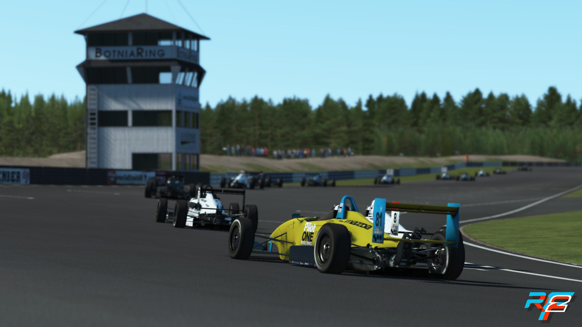 rFactor 2 October Roadmap Update Botniaring 2