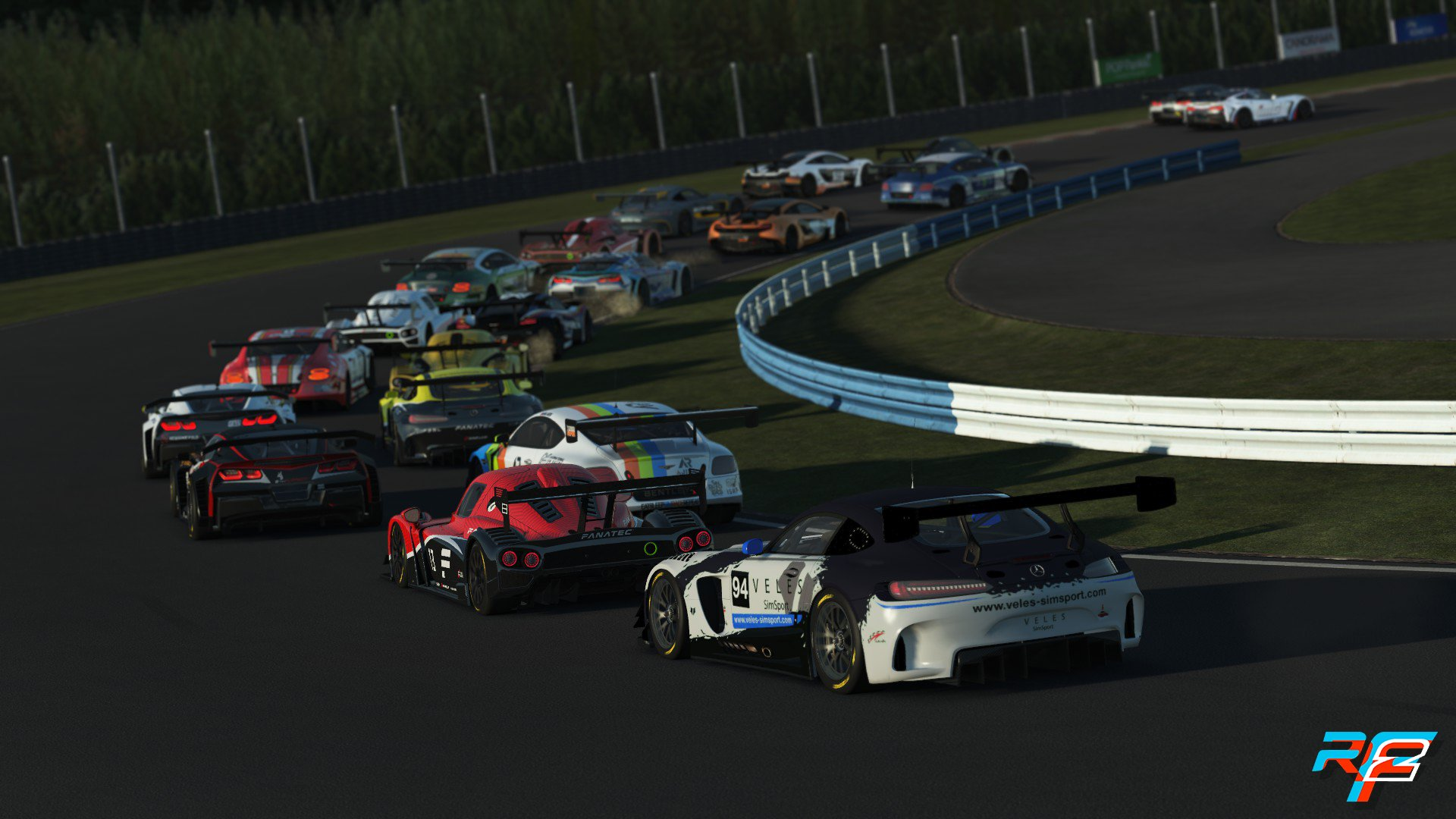 rFactor 2 October Roadmap Update Botniaring 4