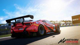 Assetto Corsa Competizione Build 4 Release 5