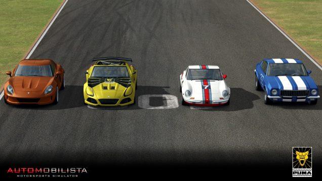 Automobilista Puma Release 1