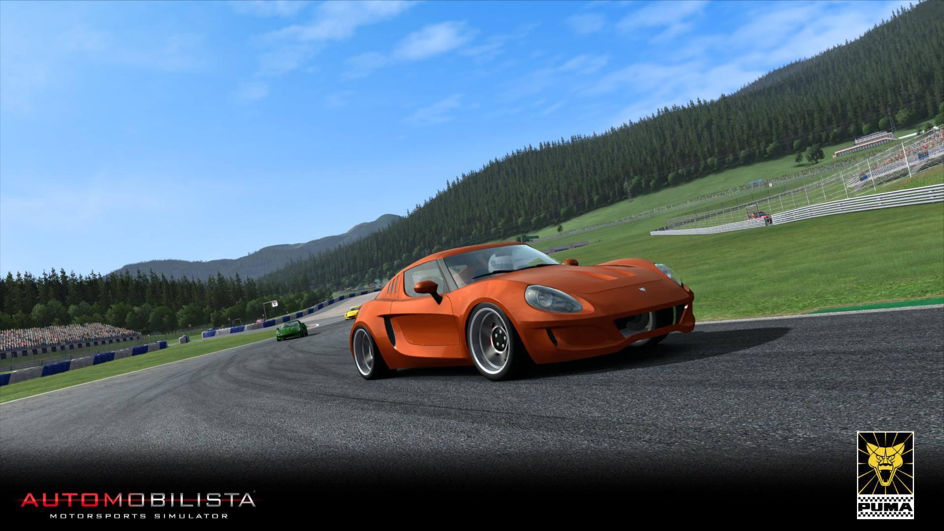 Automobilista Puma Release 2