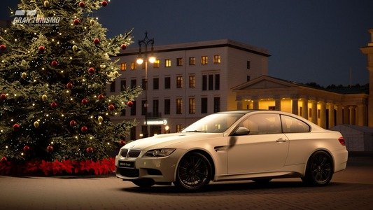 Gran Turismo Sport December Update BMW M3 Coupé '07 (N400) 1