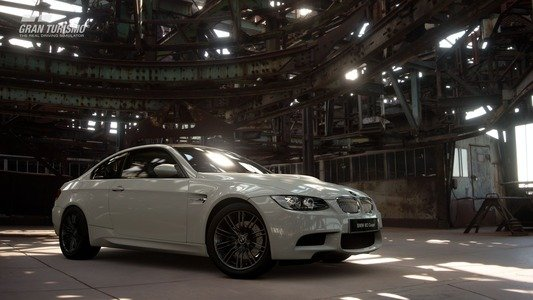 Gran Turismo Sport December Update BMW M3 Coupé '07 (N400) 2