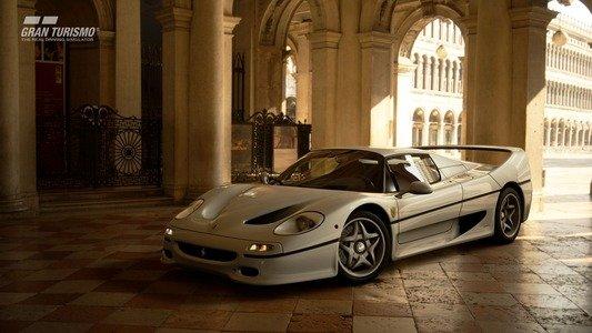 Gran Turismo Sport December Update Ferrari F50 '95 (N500) 1