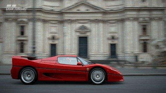 Gran Turismo Sport December Update Ferrari F50 '95 (N500) 2