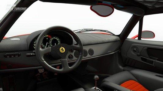 Gran Turismo Sport December Update Ferrari F50 '95 (N500) 4