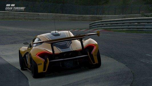 Gran Turismo Sport December Update McLaren P1 GTR'16 (Gr.X) 2