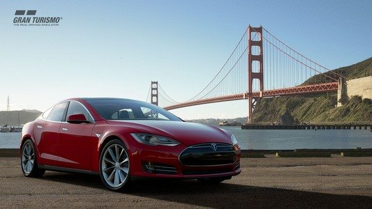 Gran Turismo Sport December Update Tesla Motors Model S Signature Performance '12 (Gr.X) 2