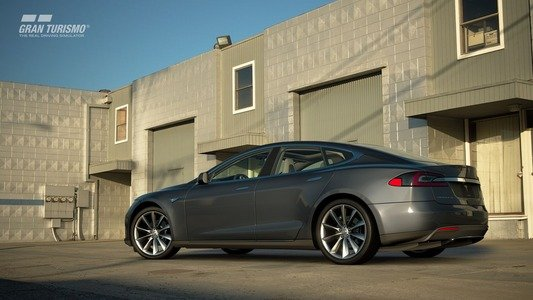 Gran Turismo Sport December Update Tesla Motors Model S Signature Performance '12 (Gr.X) 3