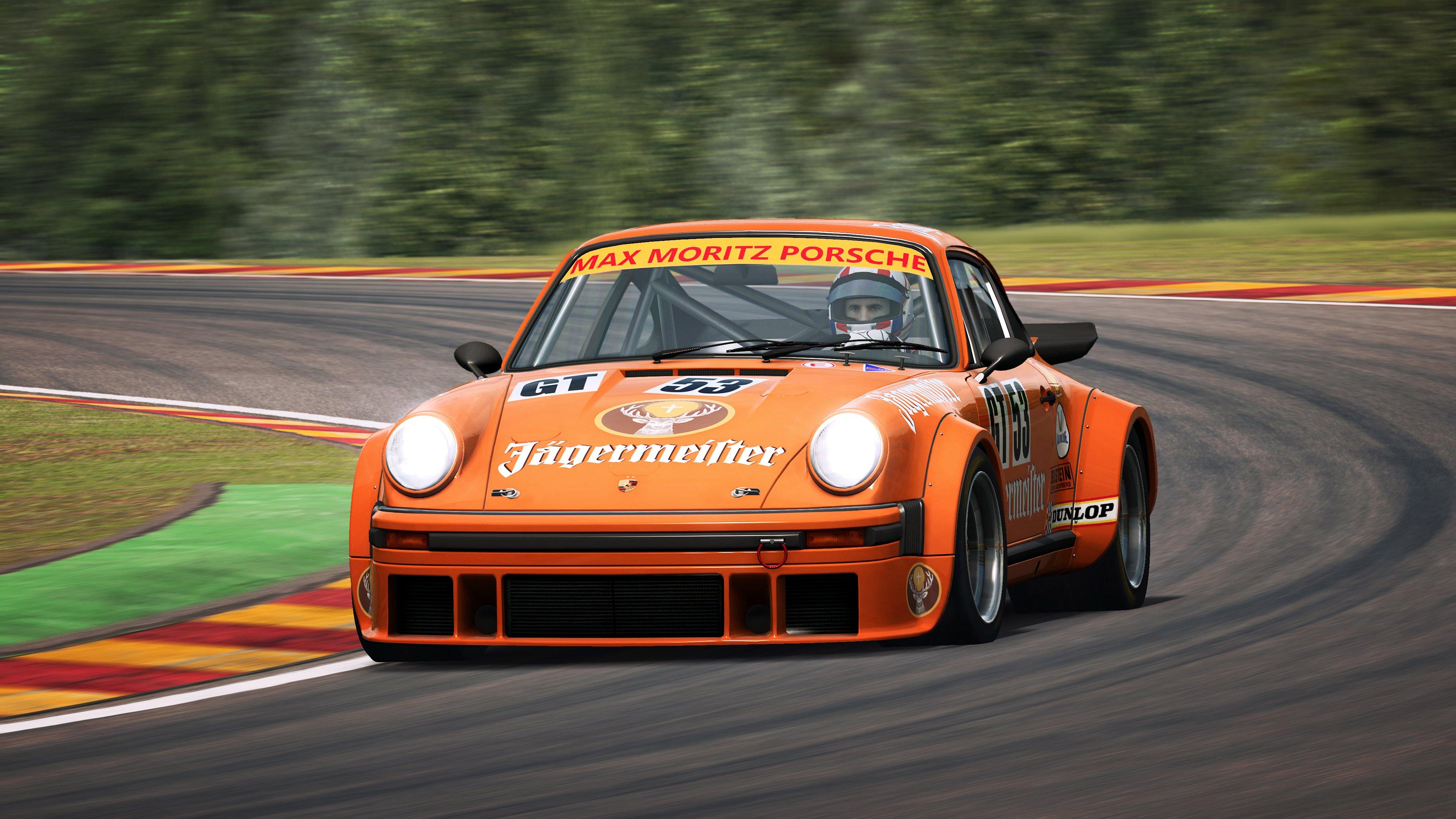RaceRoom Porsche 934 RSR (Group 4) 1