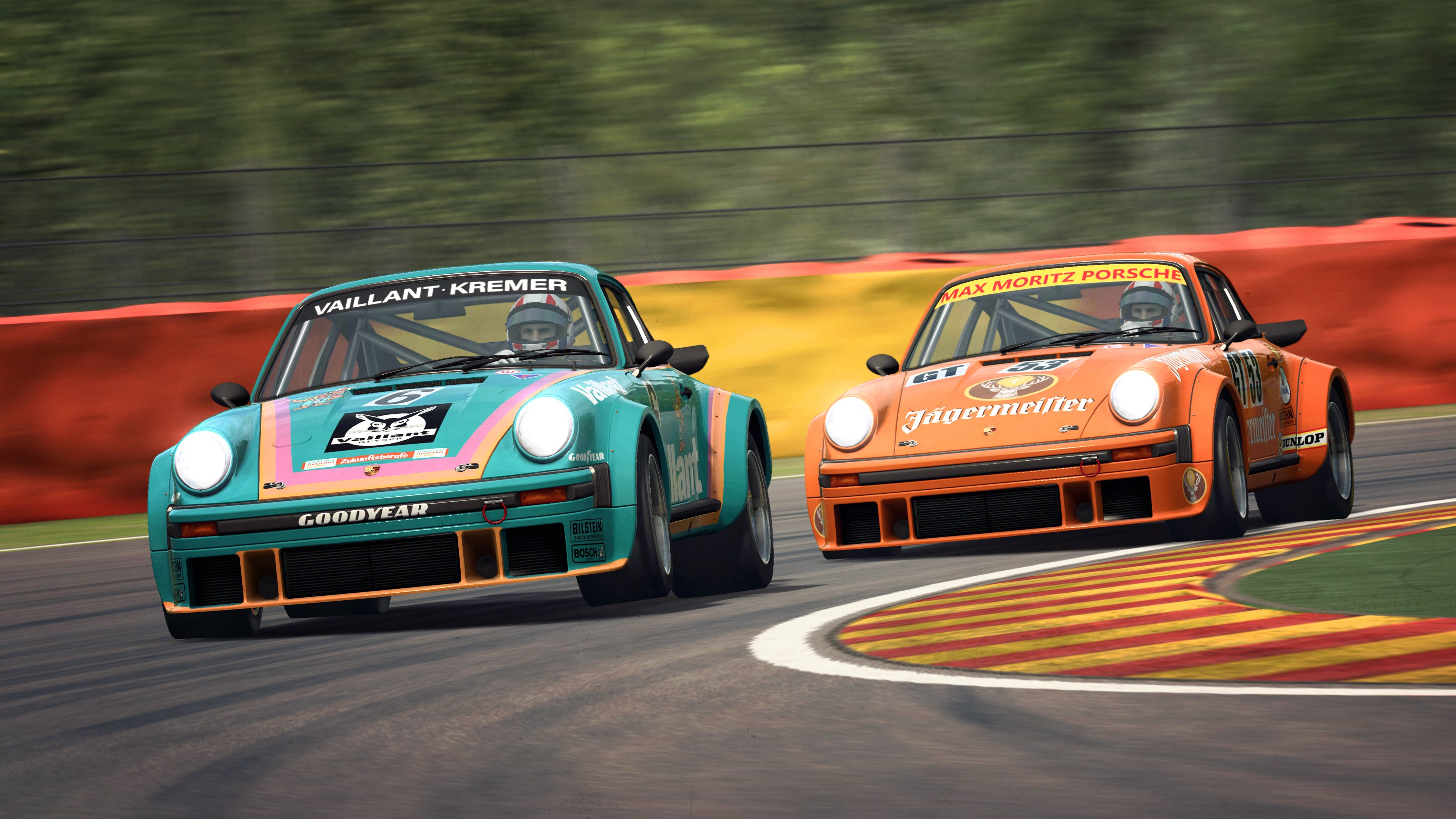 RaceRoom Porsche 934 RSR (Group 4) 3