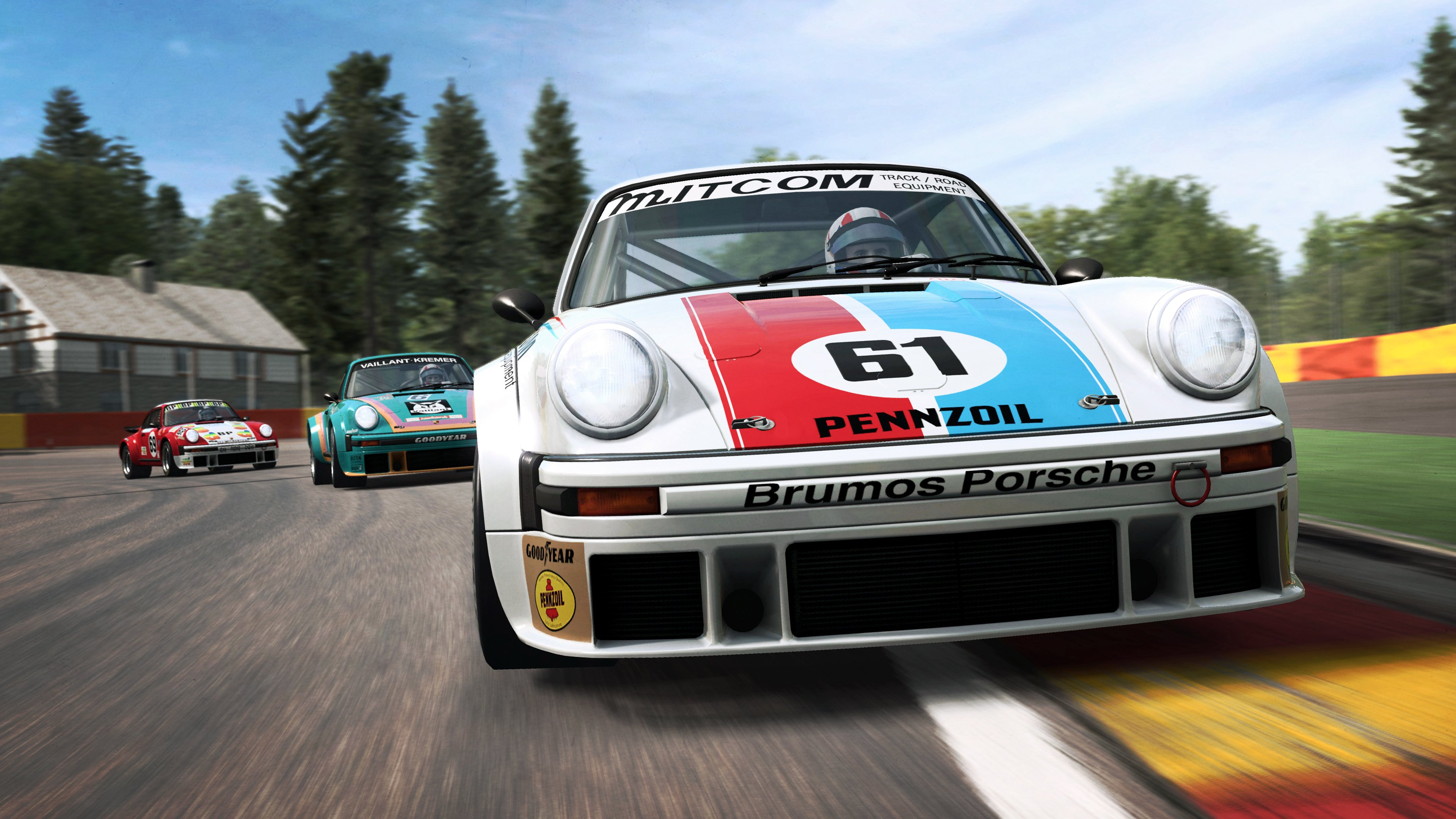 RaceRoom Porsche 934 RSR (Group 4) 5