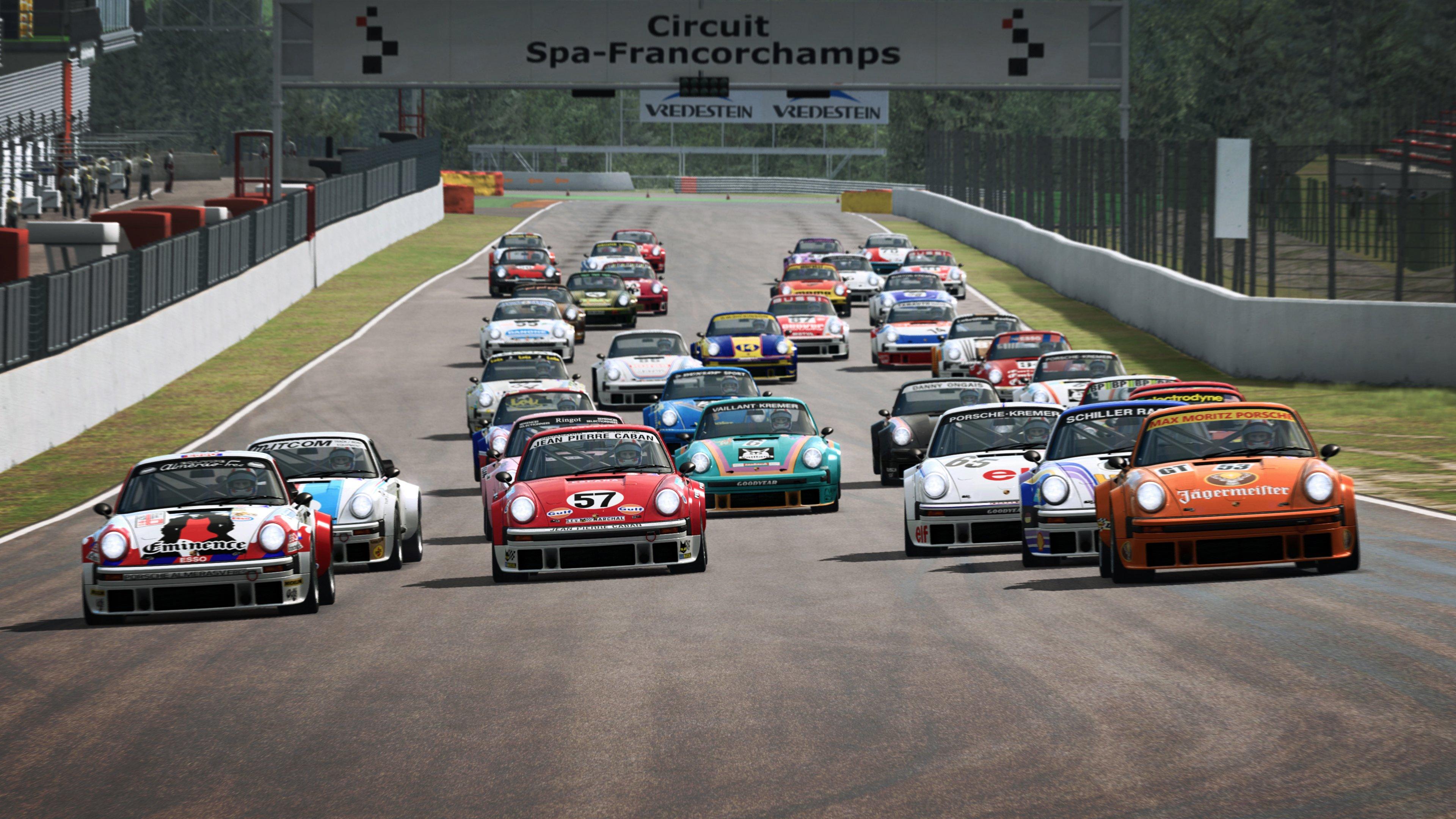 RaceRoom Porsche 934 RSR (Group 4) 7