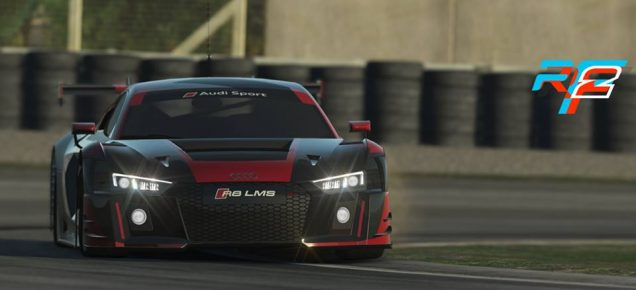 rFactor 2 Audi R8 LMS GT3 Announcement 1
