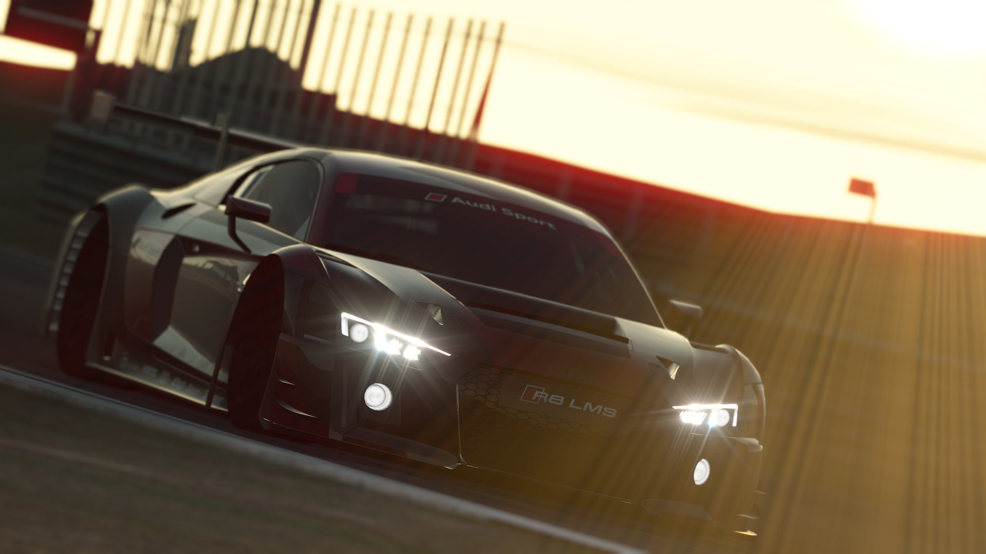 rFactor 2 Audi R8 LMS GT3 Announcement 2