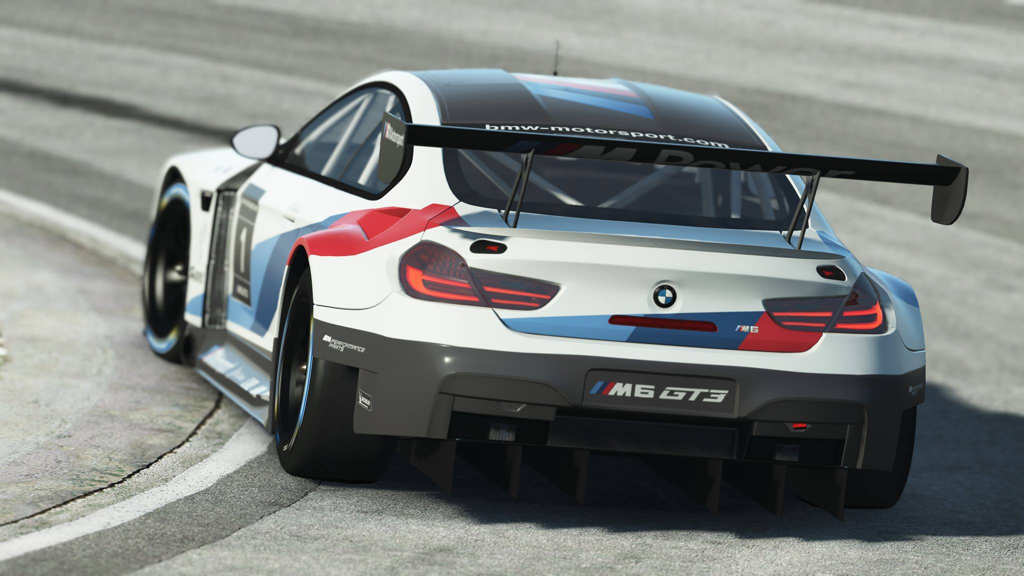 rFactor 2 BMW M6 GT3 Announcement 3
