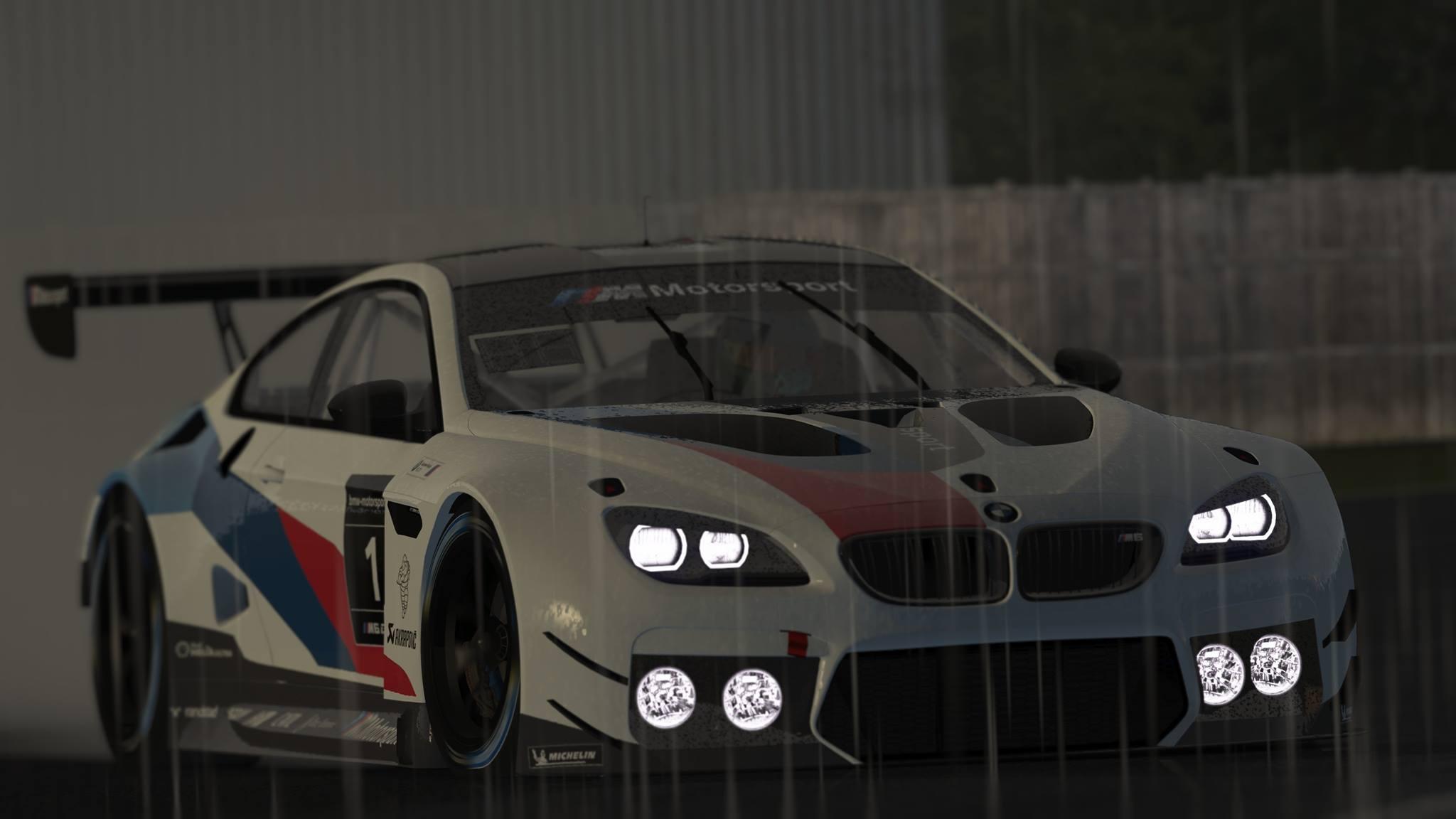 rFactor 2 BMW M6 GT3 Announcement 5