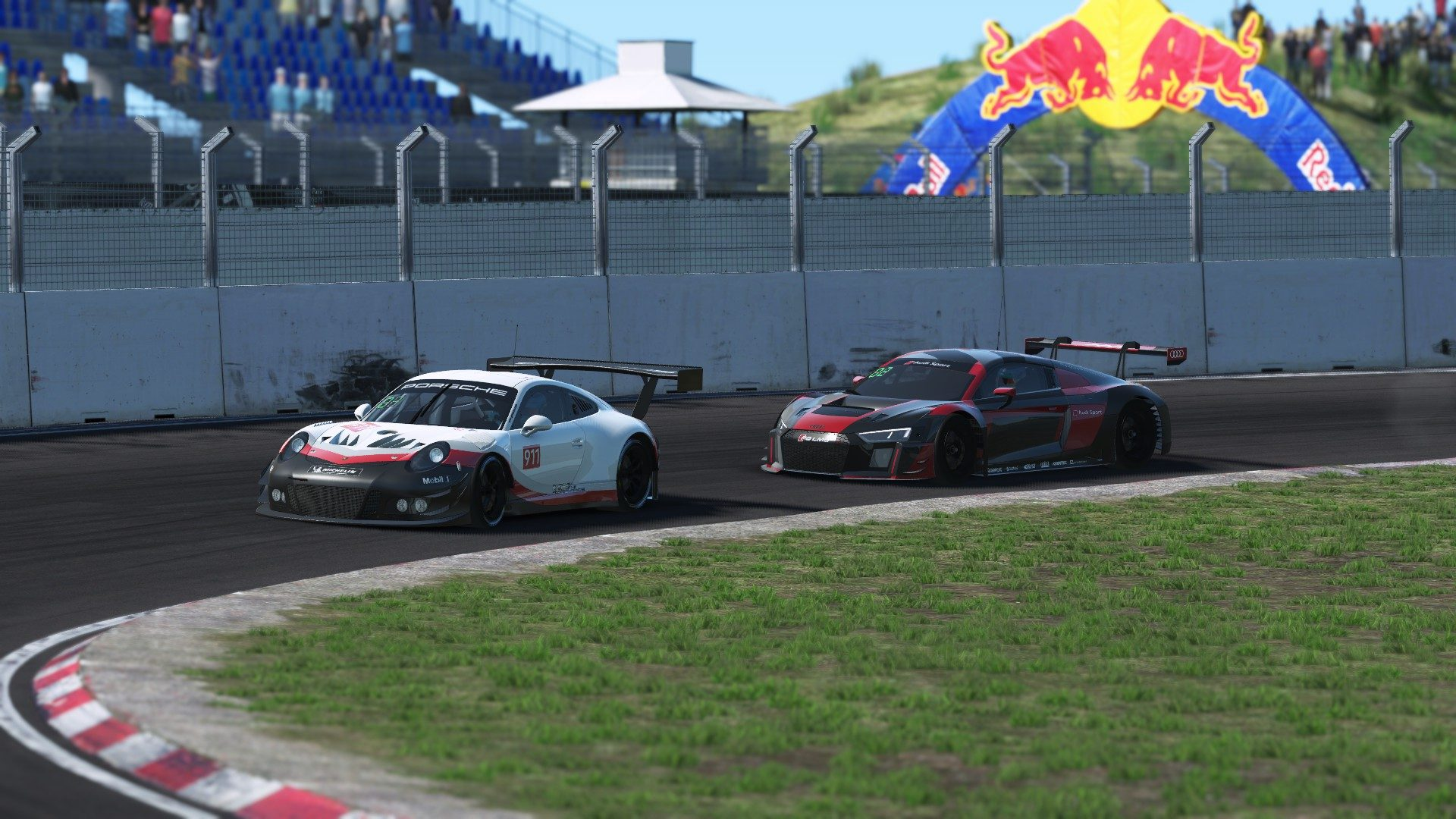 rFactor 2 GT3 Challengers Pack Release 1