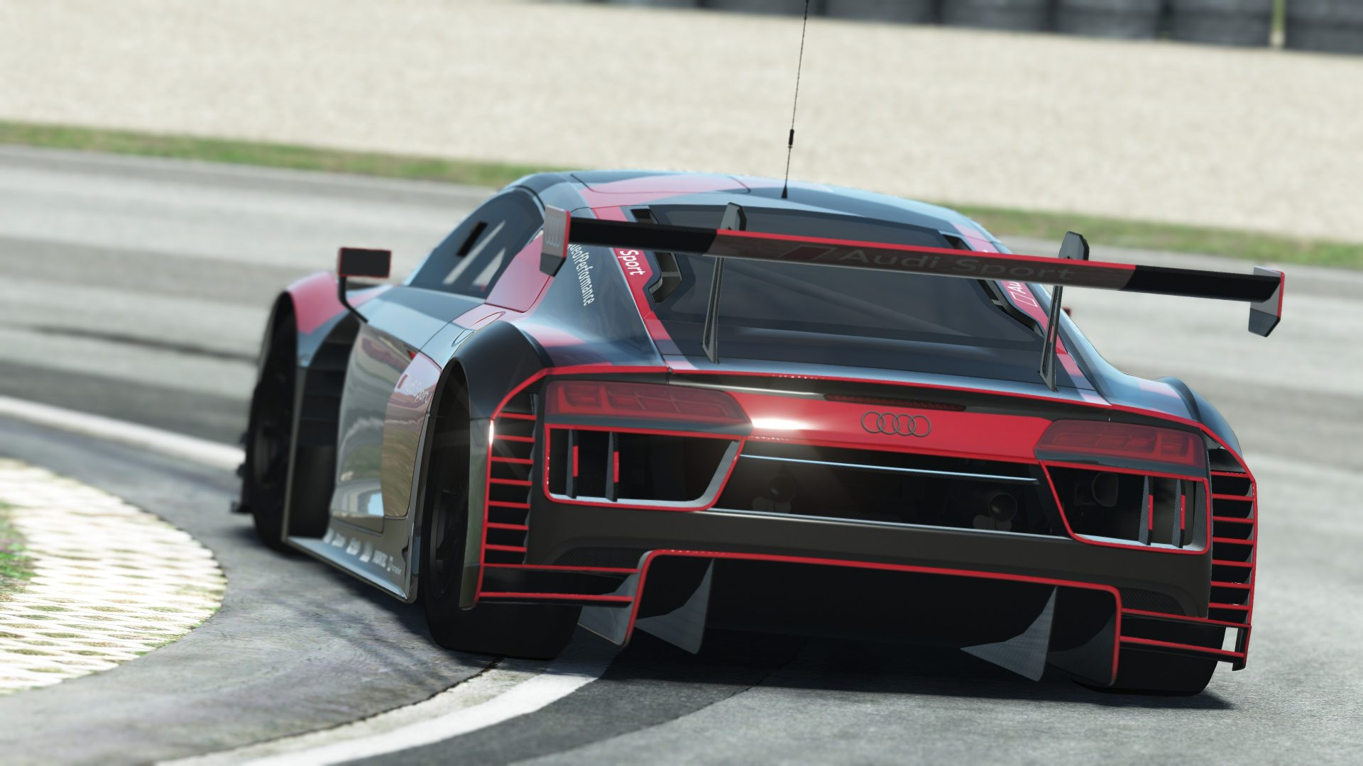 rFactor 2 GT3 Challengers Pack Release 3