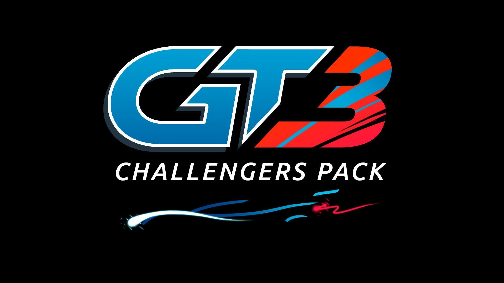 rFactor 2 GT3 Challengers Pack Release banner