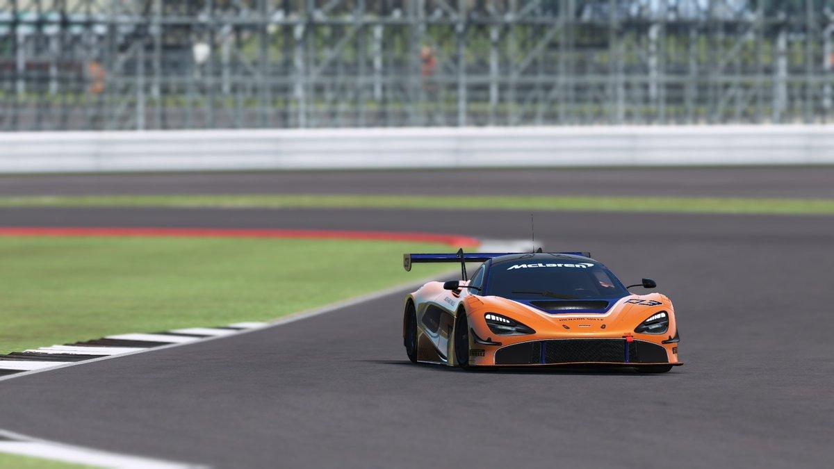 rFactor 2 McLaren 720S GT3 2