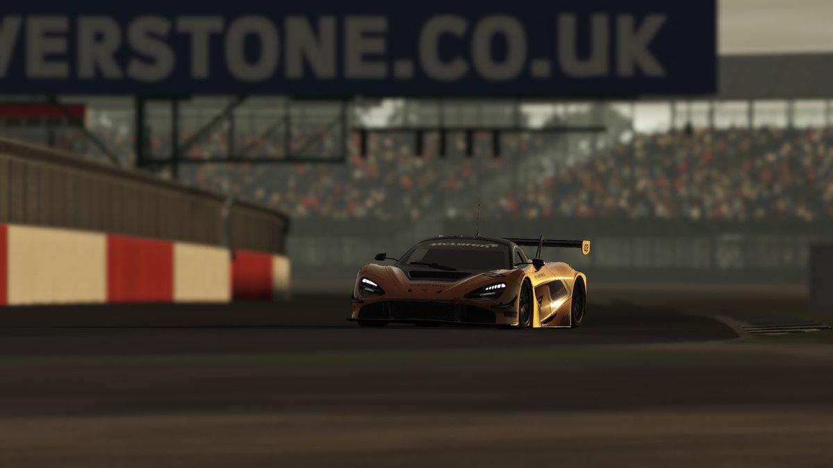rFactor 2 McLaren 720S GT3 3