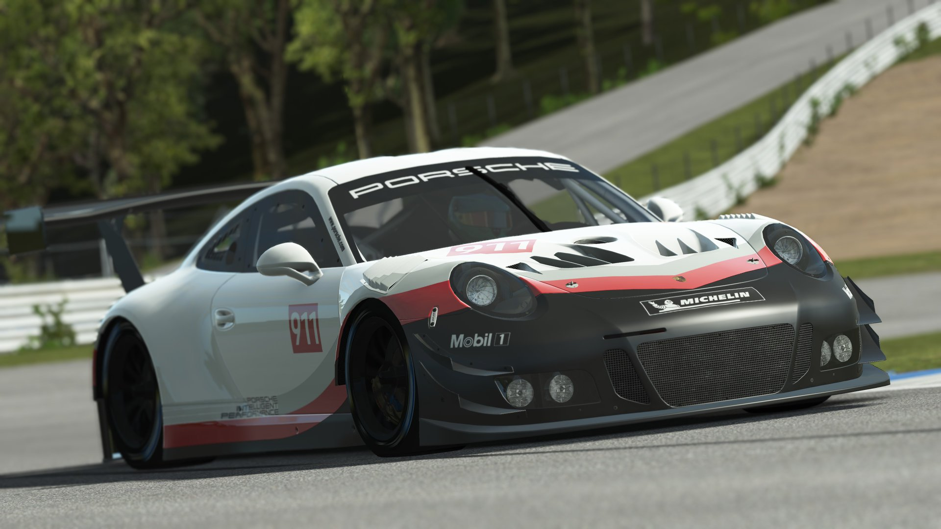 rFactor 2 Porsche 911 GT3 R announcement 3