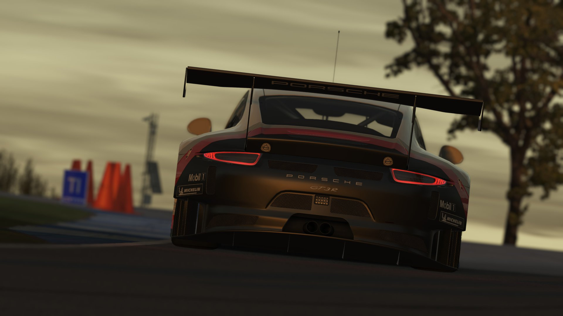rFactor 2 Porsche 911 GT3 R announcement 6