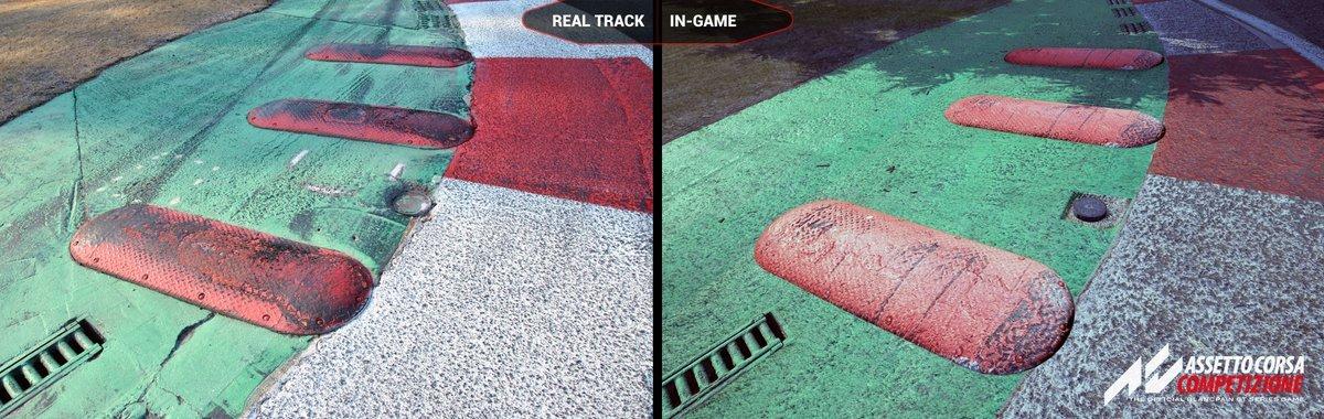Assetto Corsa Competizione Zolder real vs virtual 4