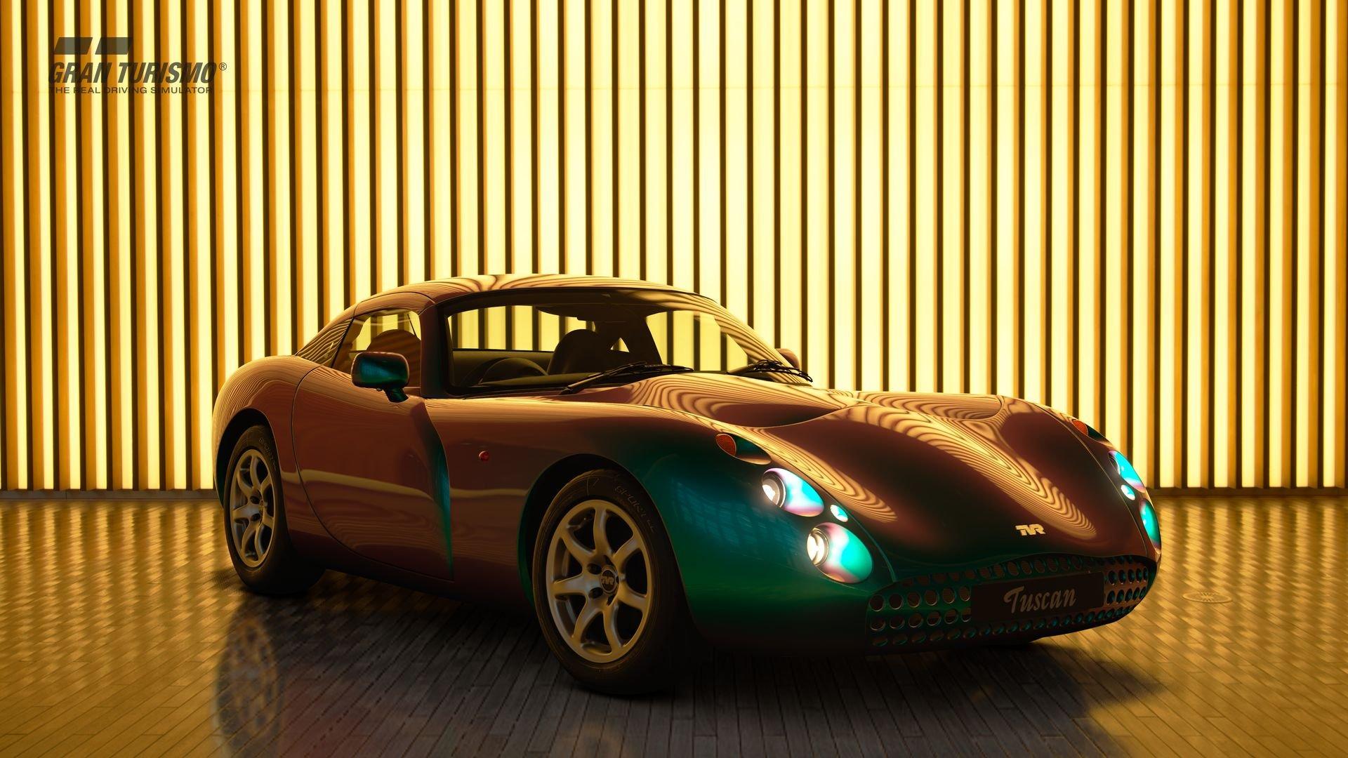 Gran Turismo Sport January Update 19