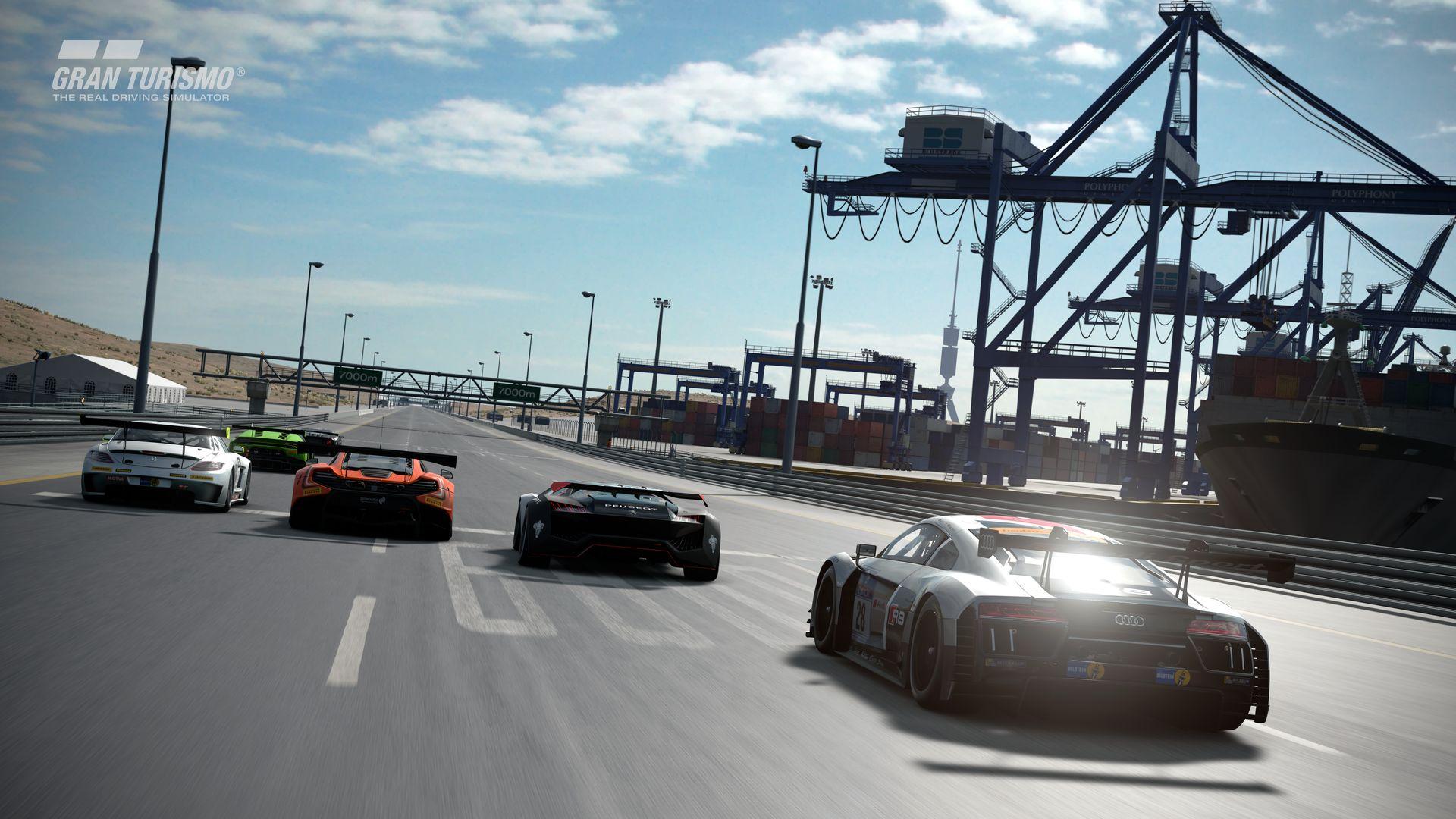 Gran Turismo Sport January Update 37