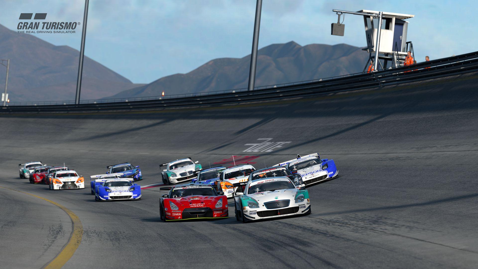 Gran Turismo Sport January Update 5