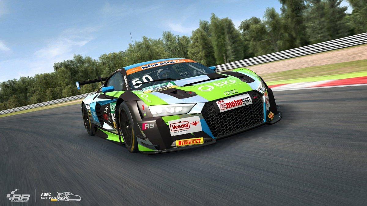 RaceRoom 2018 ADAC GT Masters 12