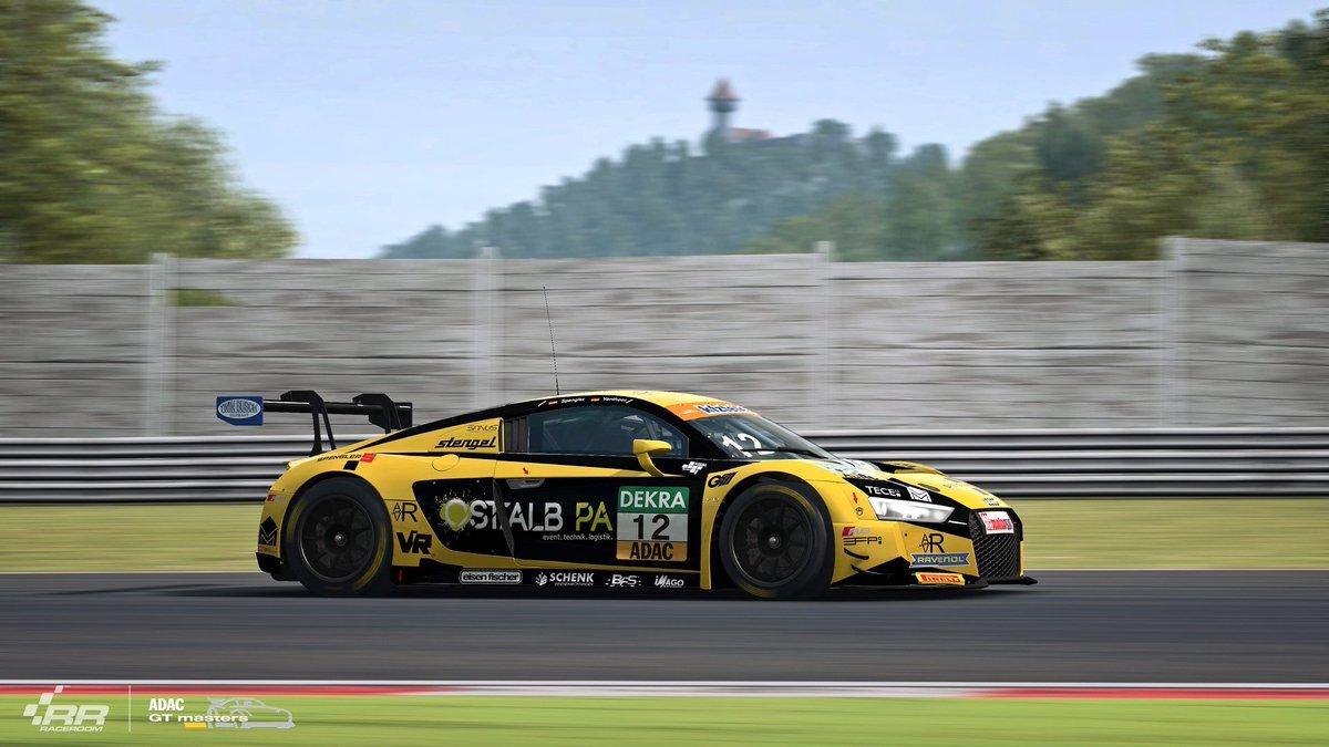 RaceRoom 2018 ADAC GT Masters 13