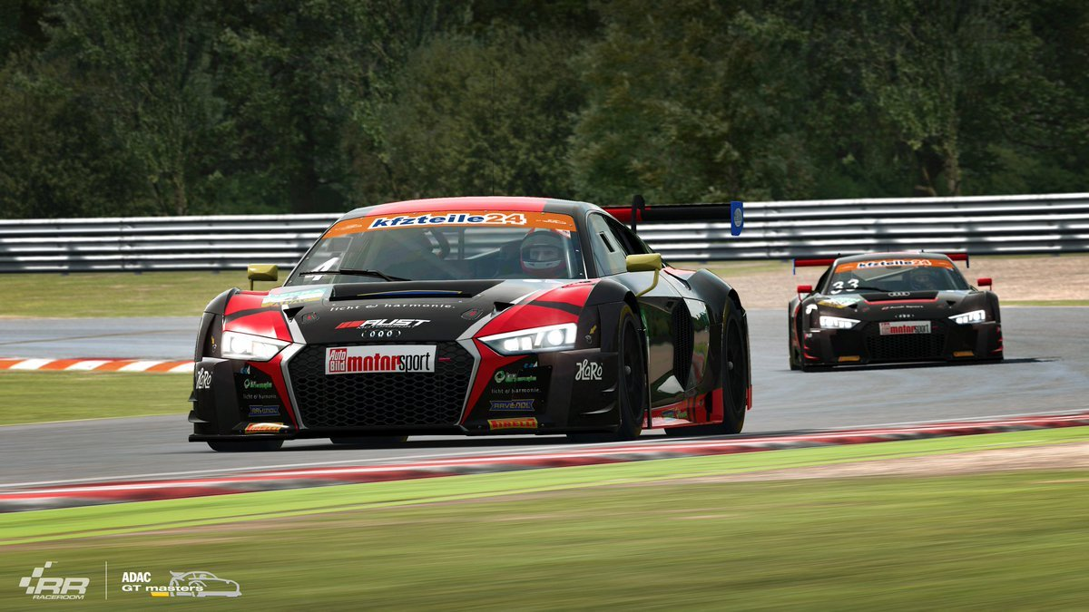 RaceRoom 2018 ADAC GT Masters 17