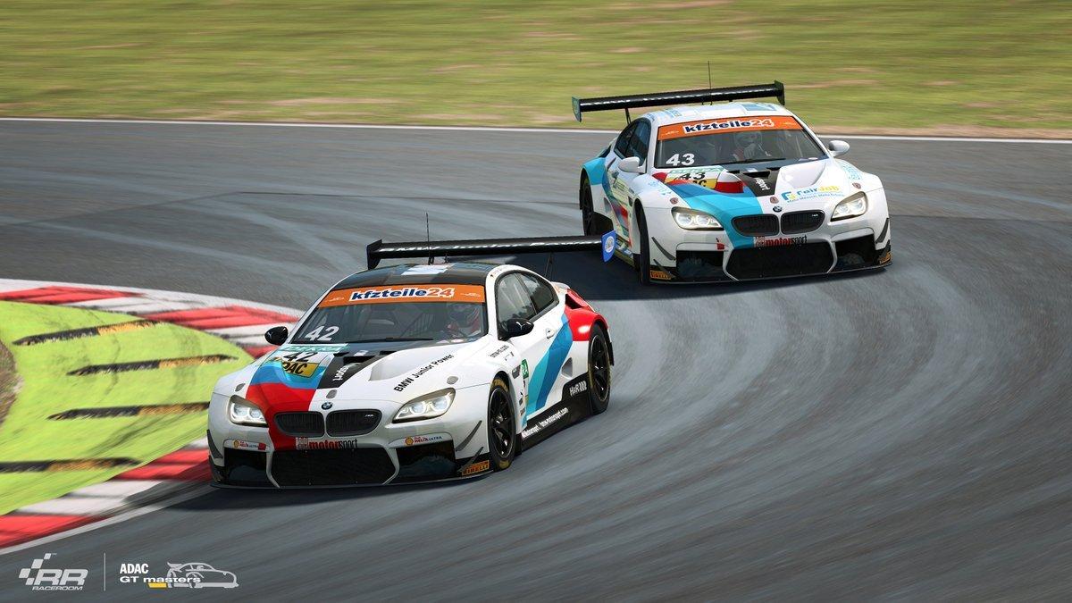 RaceRoom 2018 ADAC GT Masters 19