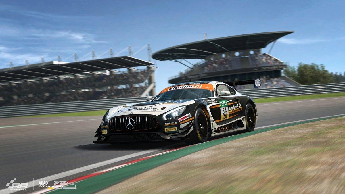 RaceRoom 2018 ADAC GT Masters 2