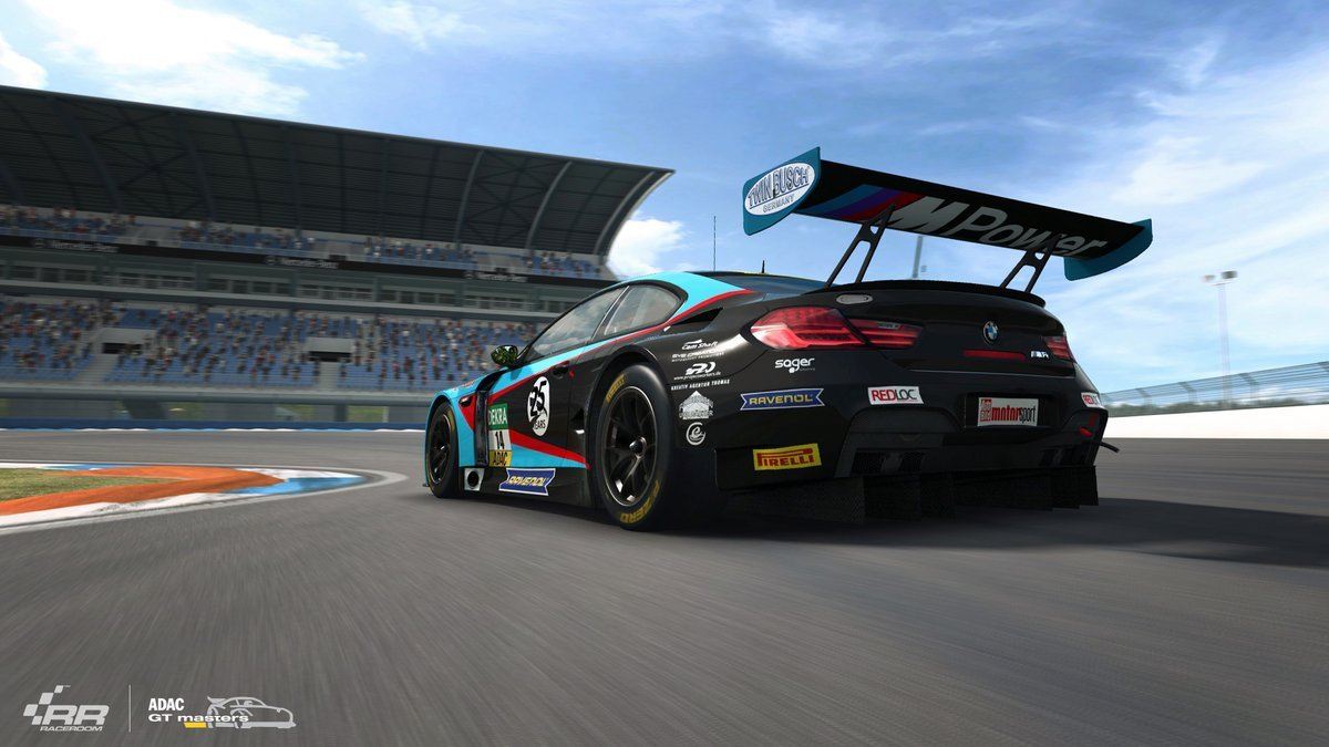 RaceRoom 2018 ADAC GT Masters 21