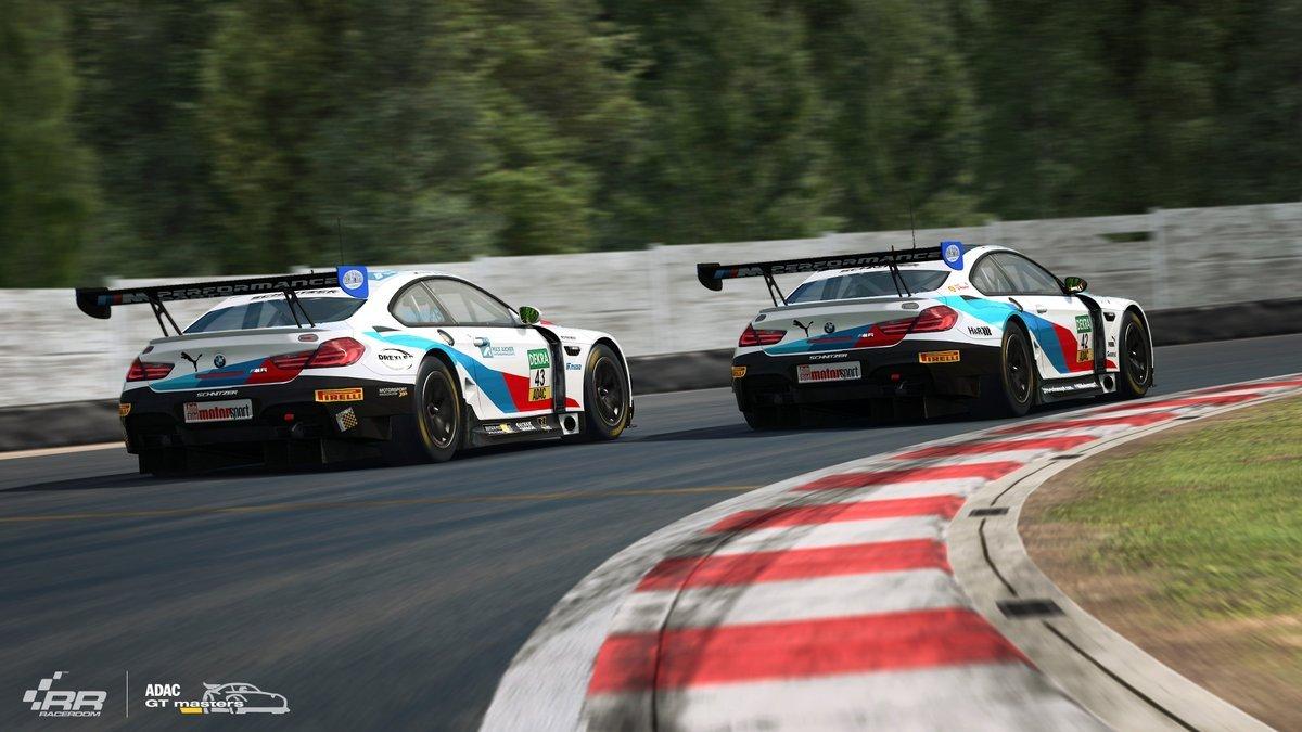 RaceRoom 2018 ADAC GT Masters 22