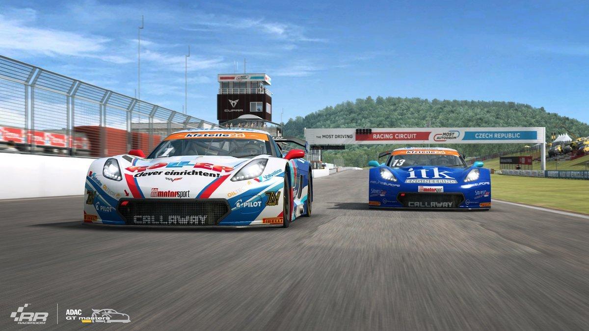 RaceRoom 2018 ADAC GT Masters 23