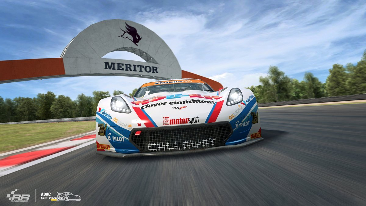 RaceRoom 2018 ADAC GT Masters 24
