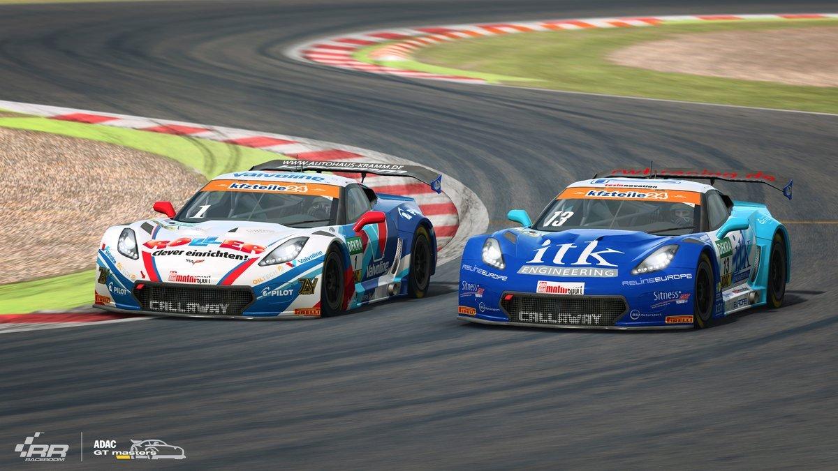 RaceRoom 2018 ADAC GT Masters 25