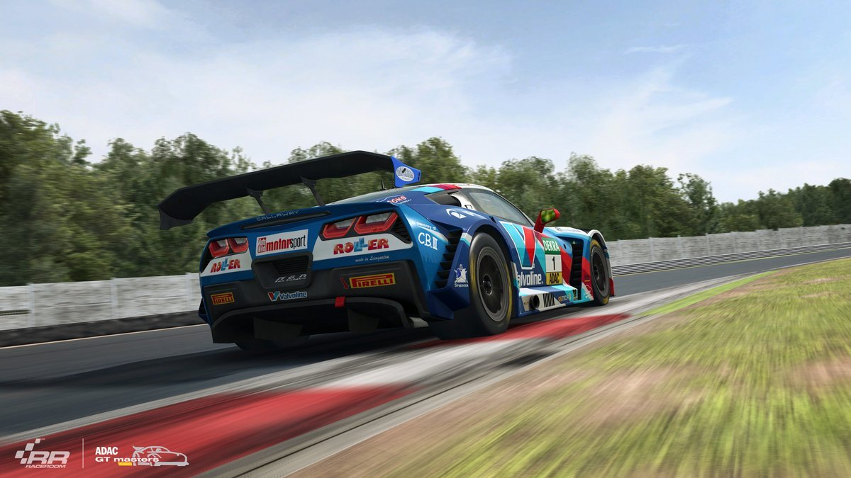 RaceRoom 2018 ADAC GT Masters 26