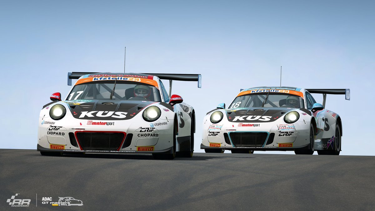RaceRoom 2018 ADAC GT Masters 27
