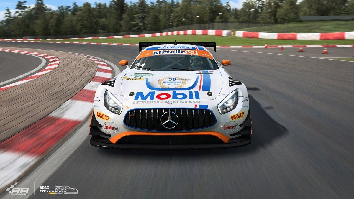 RaceRoom 2018 ADAC GT Masters 3
