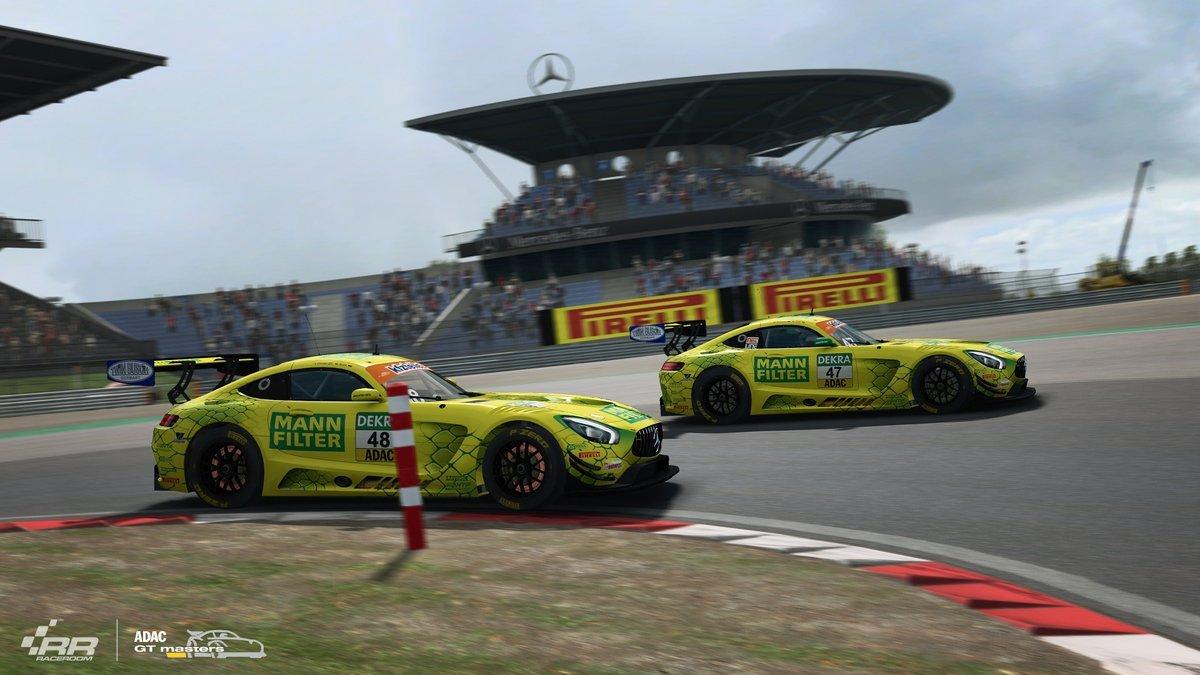 RaceRoom 2018 ADAC GT Masters 4