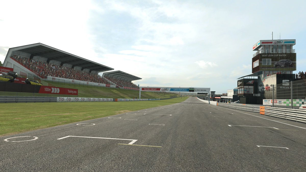 RaceRoom Most Autodrom 1